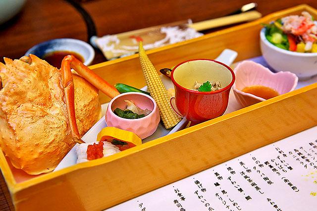高松甲羅本店-前菜盛合せ2.jpg